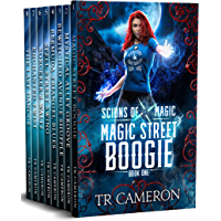 Scions of Magic Complete Series Boxed Set: An Urban Fantasy Action Adventure in the Oriceran Universe