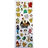Pokemon Charizard Small Stickers