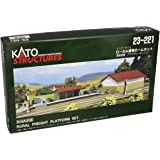 KATO Nゲージ ローカル貨物ホームセット 23-221 鉄道模型用品