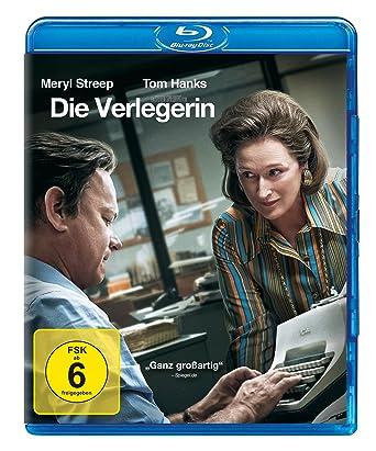 Die Verlegerin Blu Ray Amazonde Tom Hanks Meryl Streep