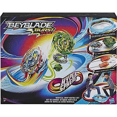 Beyblade Estadio Hypersphere Caida Vertical (Hasbro E7609EU4)