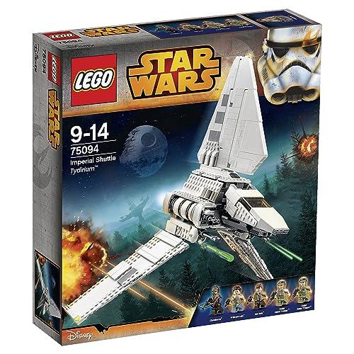LEGO Star Wars 7877: Naboo Starfighter: Amazon.co.uk: Toys & Games