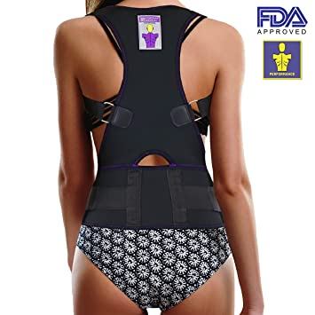 Everyday Medical Posture Corrector Brace for Men and Women l Best Fitting Orthopedic Back Brace l