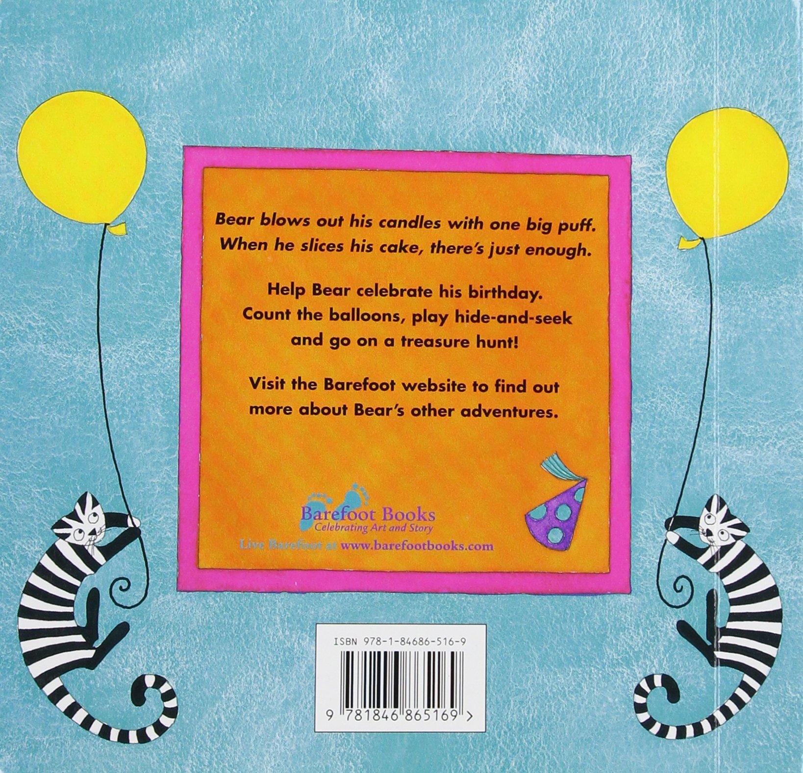 Bear's Birthday: Amazon.co.uk: Stella Blackstone, Debbie Harter:  9781846865169: Books