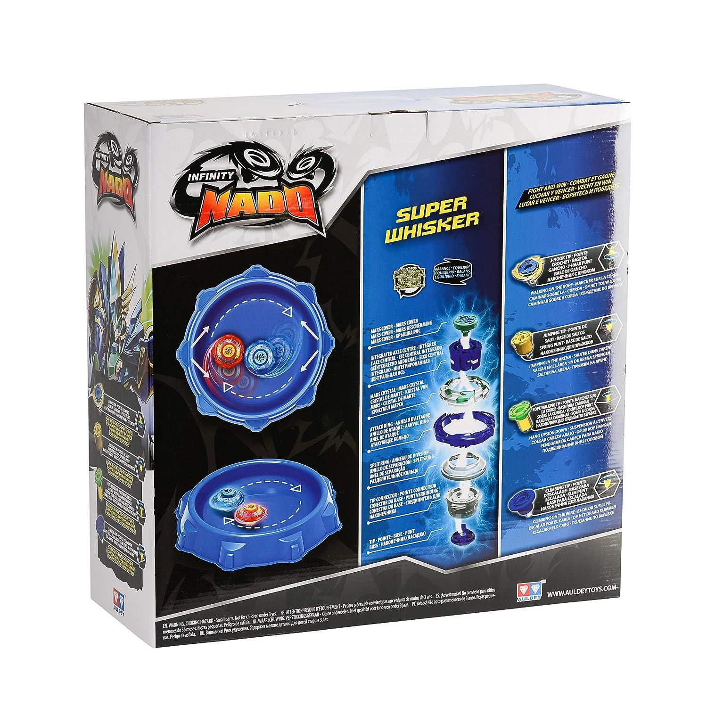 Unbekannt auldey - yw624900 - Arena Juego de Especial - 4 Acrobacia: Amazon.es: Juguetes y juegos