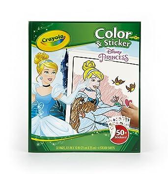 Crayola 04-0202 Juego de imágenes para colorear libro y página para ...