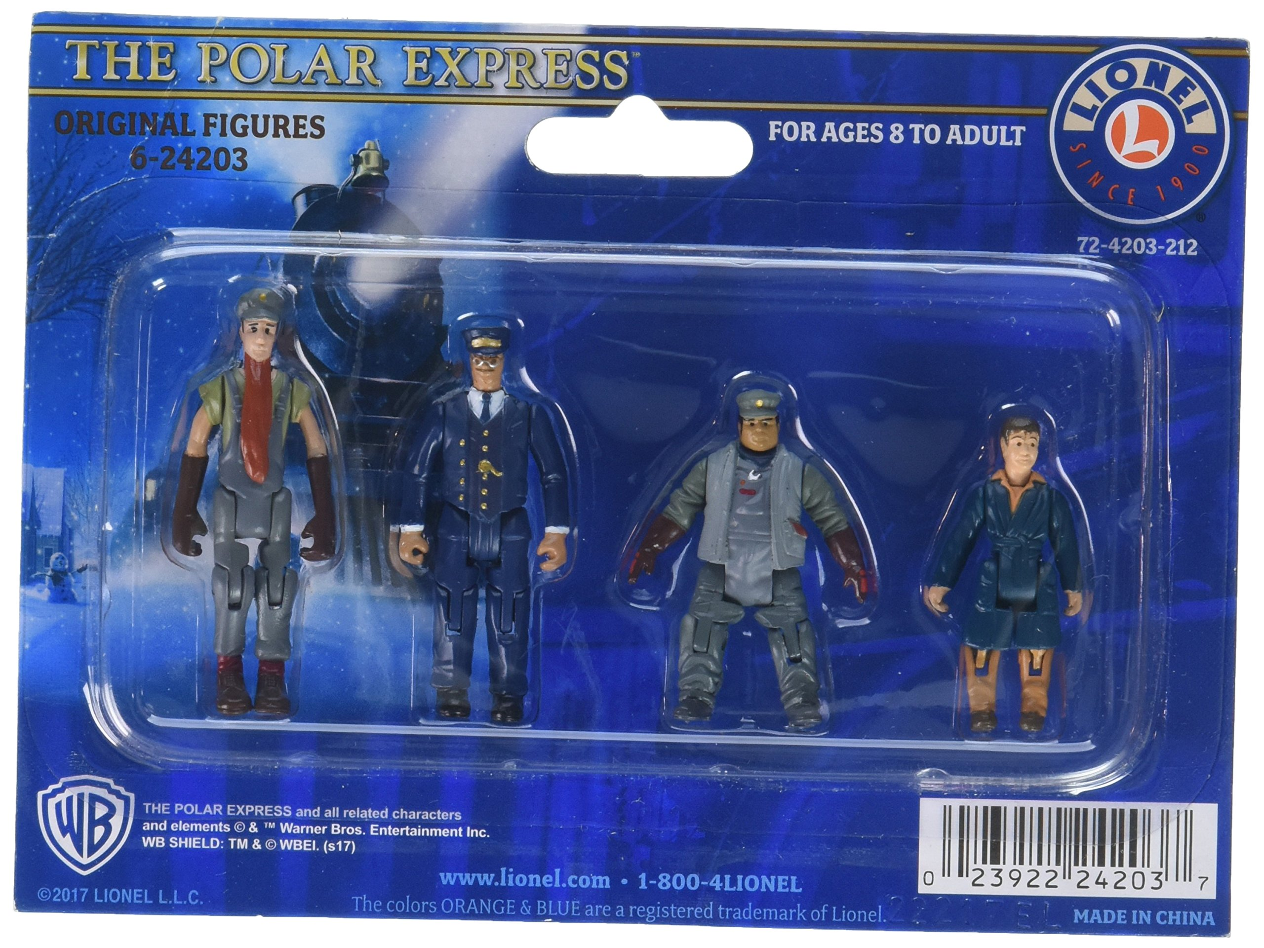 Lionel 624203 The Polar Express Original People Pack by Lionel (Image #1)