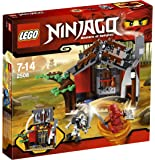LEGO Ninjago - 2508 - Jeu de Construction - L'Atelier de Kai