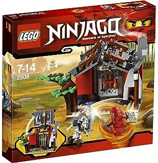 lego ninjago 2508 jeu de construction latelier de kai