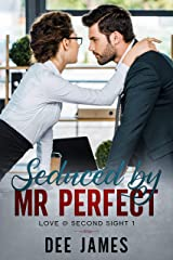 Seduced by Mr Perfect: A Billionaire Office Romance (Love @ Second Sight Book 1) Kindle Edition
