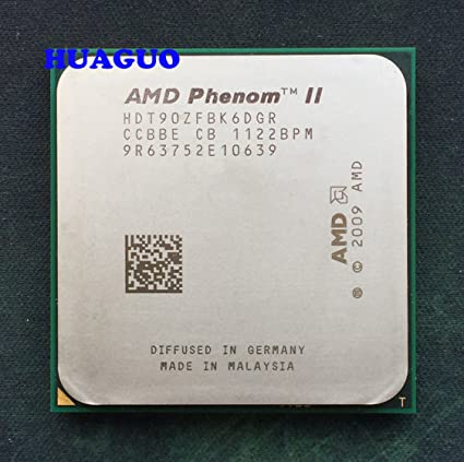 AMD PHENOM II X6 1090T DRIVERS UPDATE