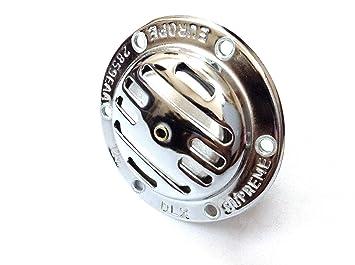 Mickey Spares vm1206 Vespa Horn/Claxon De Alarma 12 V AC Chrom Vespa Pe PX 80 -200 Lusso T5 P200E: Amazon.es: Coche y moto