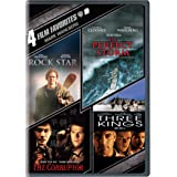 4 Film Favorites: Mark Wahlberg (The Perfect Storm, Three Kings, Rock Star, The Corruptor: Platinum Series)