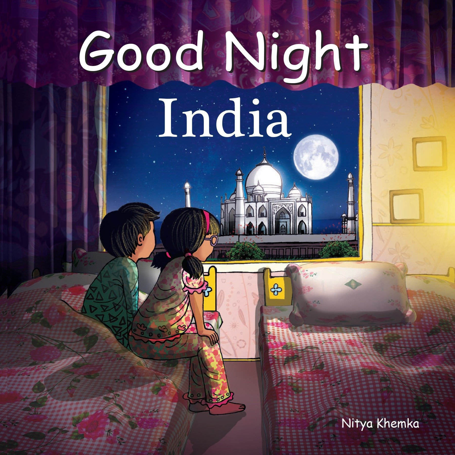 Buy Good Night India Good Night Our World Book Online At Low