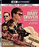 Baby Driver - 4K UHD/Blu-ray/UltraViolet (Bilingual)