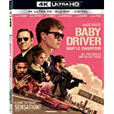 Baby Driver [Blu-ray] (Bilingual)