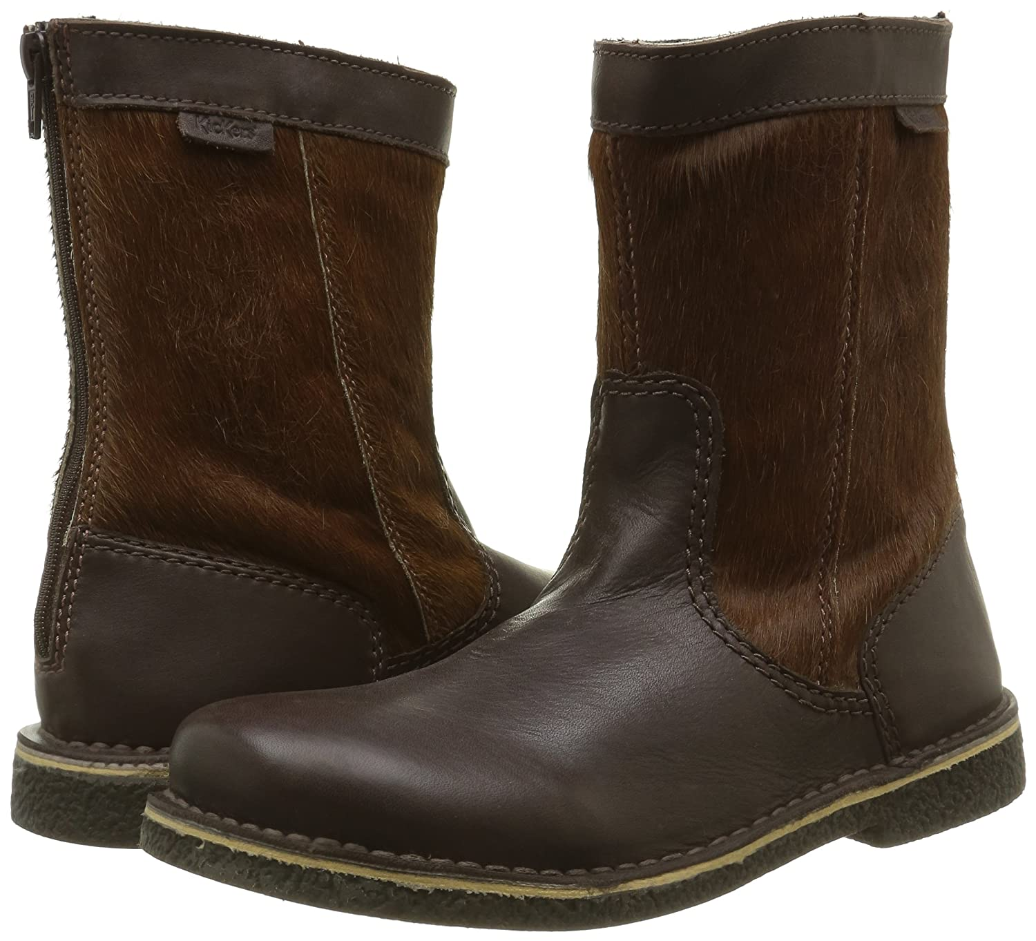FemmeN Kickers LexyBottes Classiques LexyBottes Kickers DI9EH2WYe