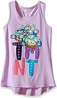 Nickelodeon Teenage Mutant Ninja Turtles Girls' Fashion Tank
