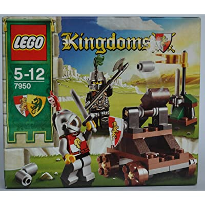 LEGO Kingdoms Knight's Showdown 7950: Toys & Games