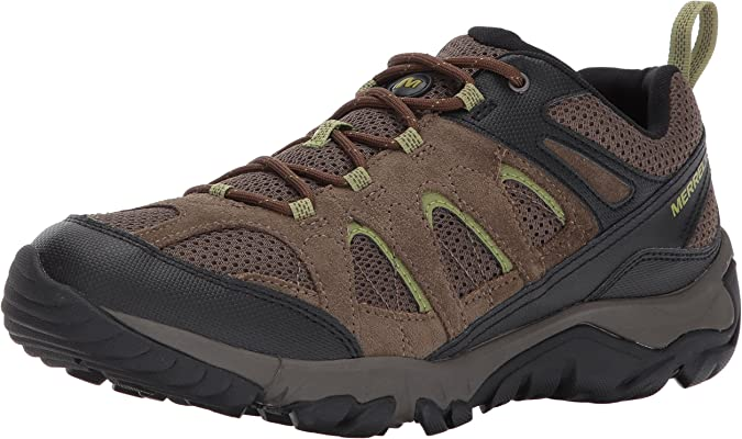 Merrell Outmost Mid vent Mens Waterproof Walking Boots RRP £120