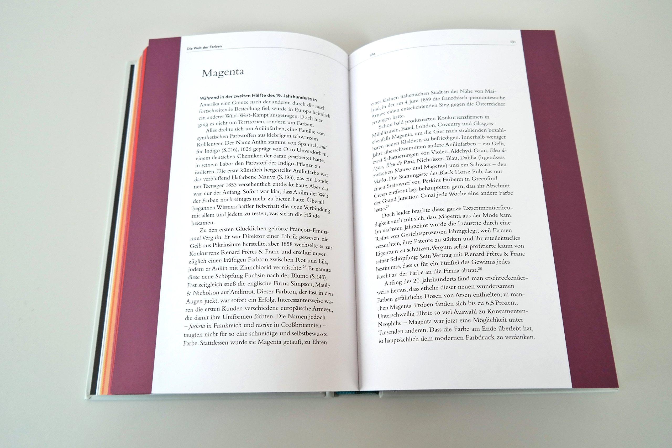 Die Welt der Farben: Amazon.de: Kassia St Clair, Marion Hertle: Bücher