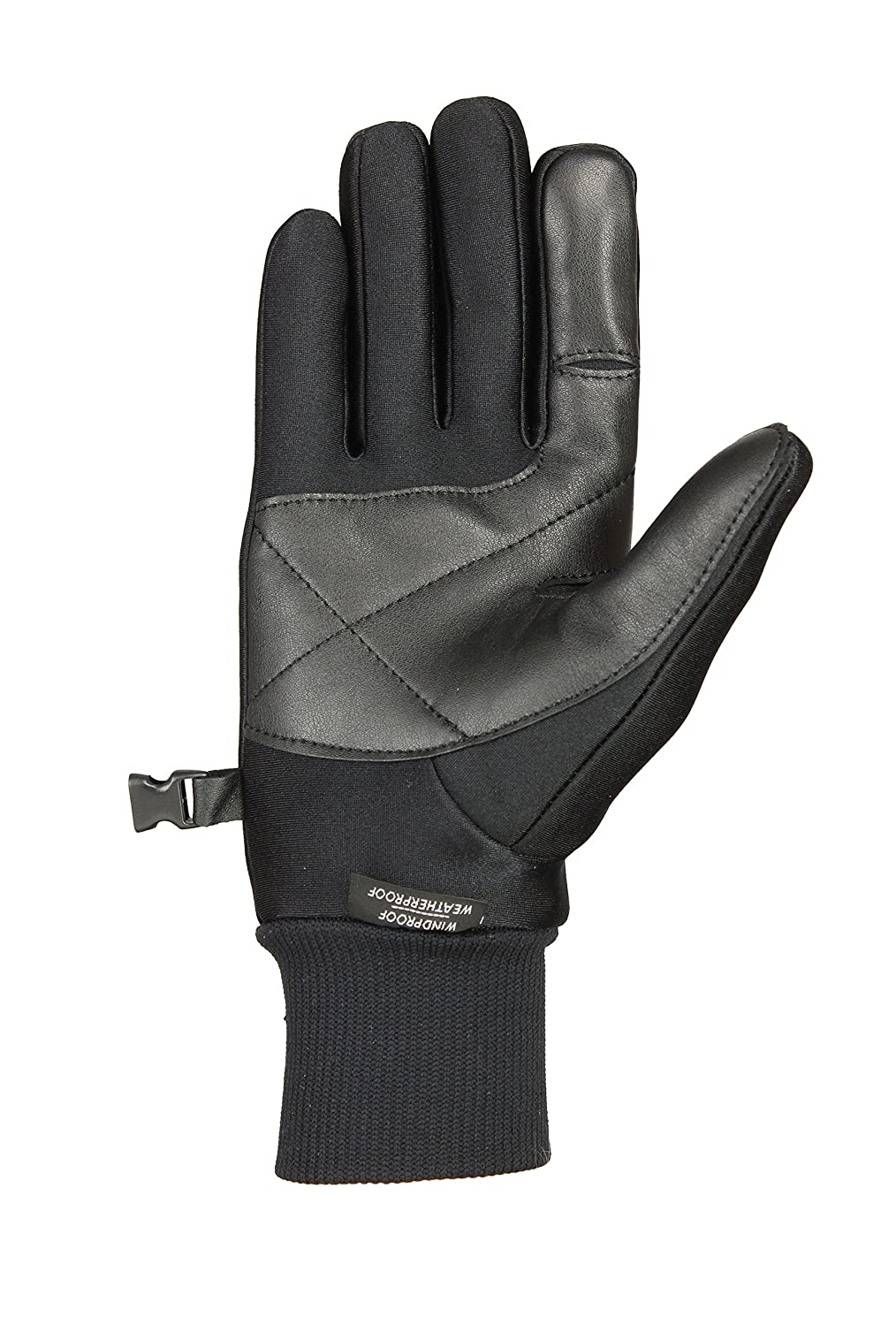 Seirus Innovation 1172 Mens Lightweight Form Fit All Weather Polartec Glove with Soundtouch Touch Screen Technology TOP SELLER