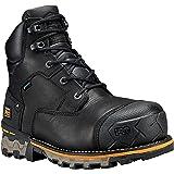 """Timberland PRO Men's Boondock 6"""" Composite Toe Waterproof Industrial and Construction Shoe"""