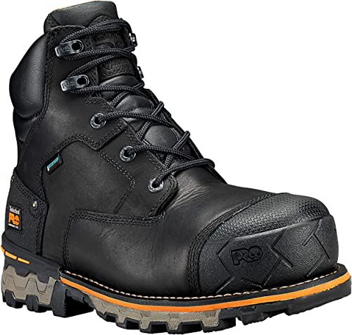 Timberland PRO Boondock 6 Work Boot review