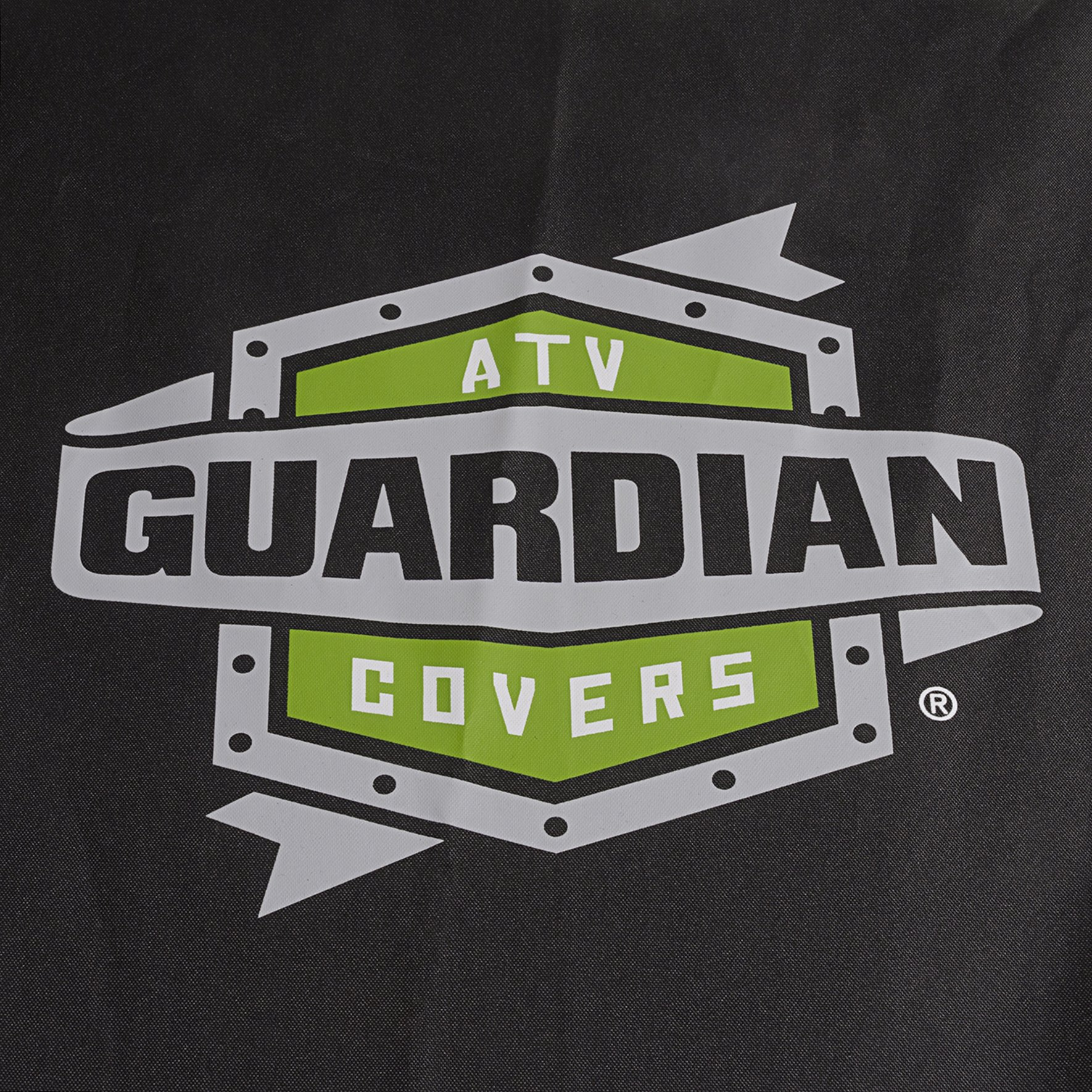Dowco Guardian by 26041-01 Indoor/Outdoor Water Resistant Reflective ATV Cover: Black, XX-Large by Dowco