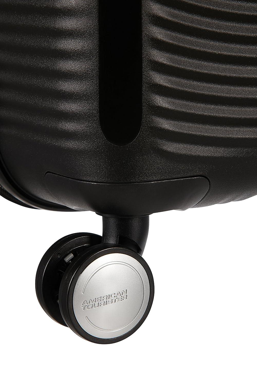 Soundbox Spinner Extensible Pure White 55cm American Tourister 35,5//41 L 2,6 KG Blanc