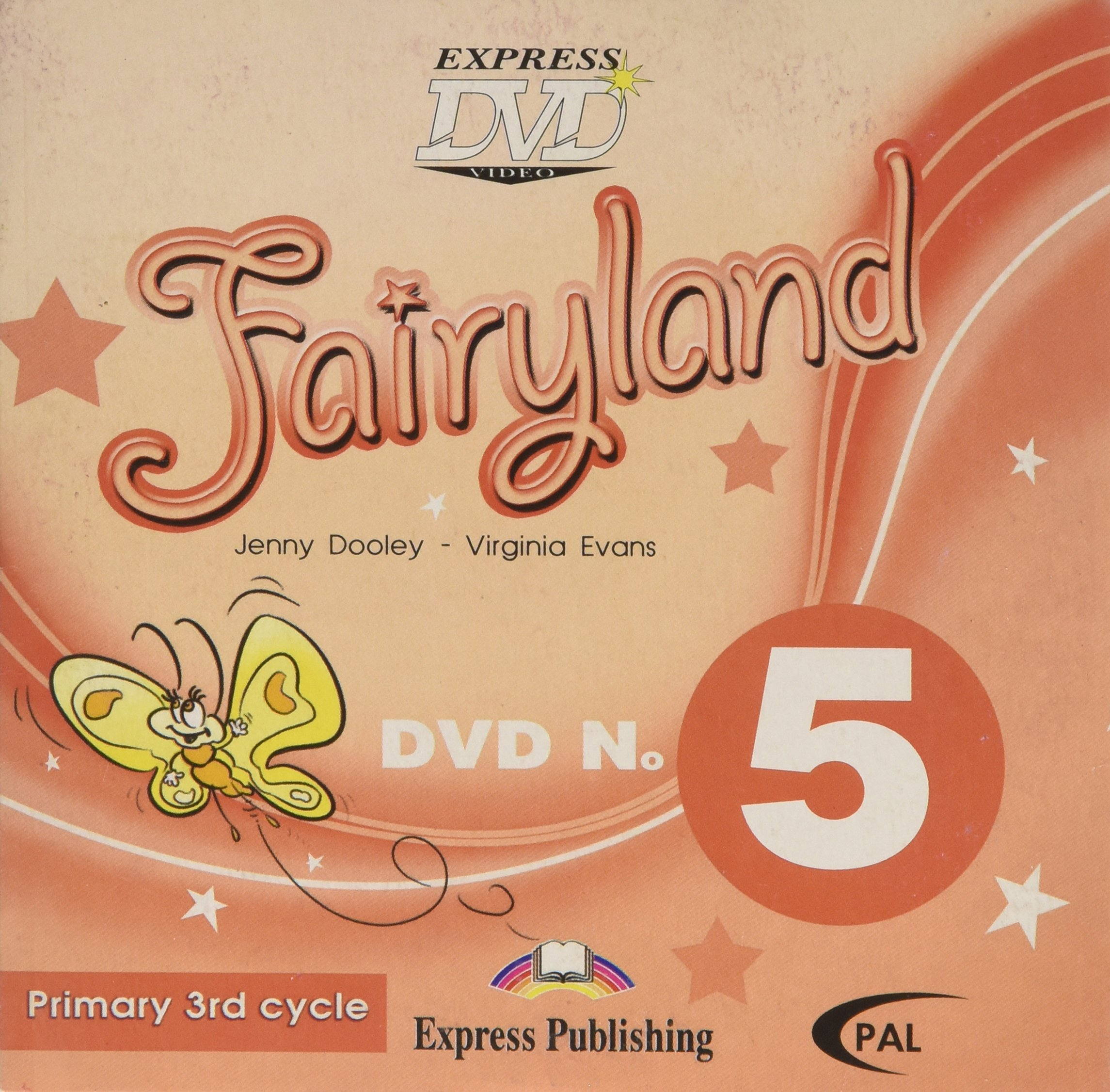 Fairyland 5 Primary 3rd Cycle PDF
