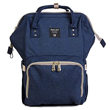 Buy Motherly Stylish Babies Diaper Bags for Mothers - Premium Version (Navy  Blue) Online at Low Prices in India - Amazon.in 0a8fe32afdecc