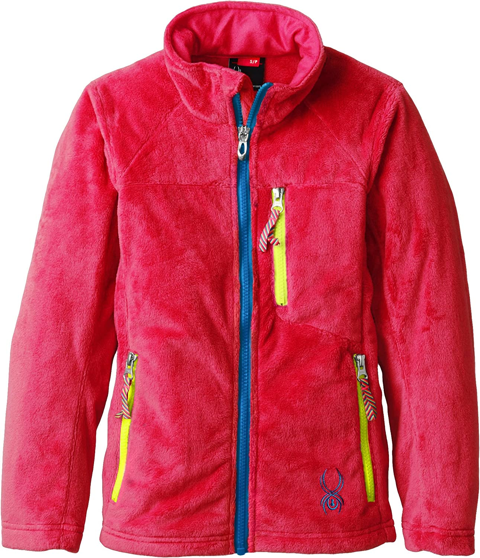 Spyder Girls Caliper Fleece Jacket