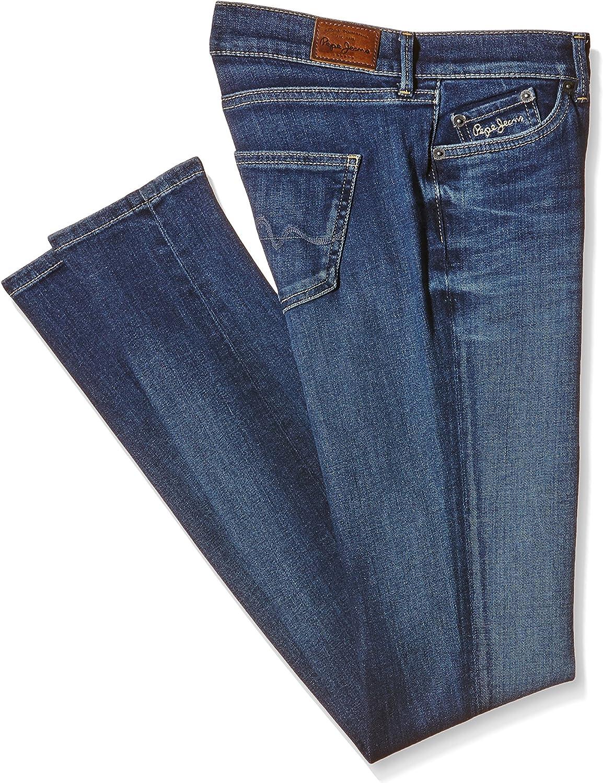Pepe Jeans Damen Pixie Jeans Denim Ecu