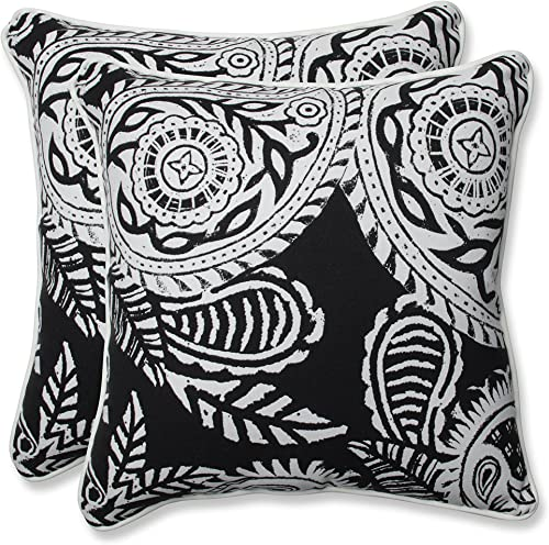 Pillow Perfect Outdoor/Indoor Addie Night Throw Pillow