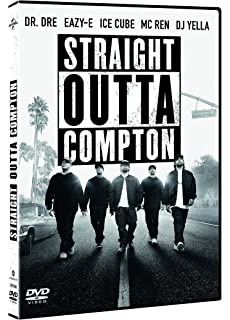 Straight Outta Compton [DVD]
