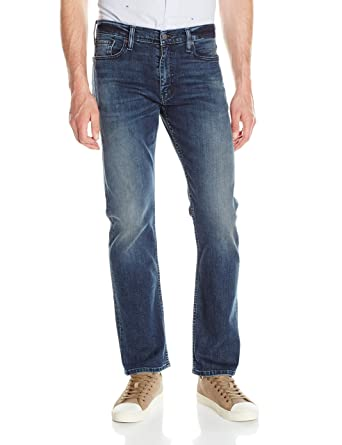 top brands lower price with 60% cheap Levi's Men's 513 Stretch Slim Straight Jean