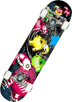 Punisher Elephantasm Beginners Skateboard