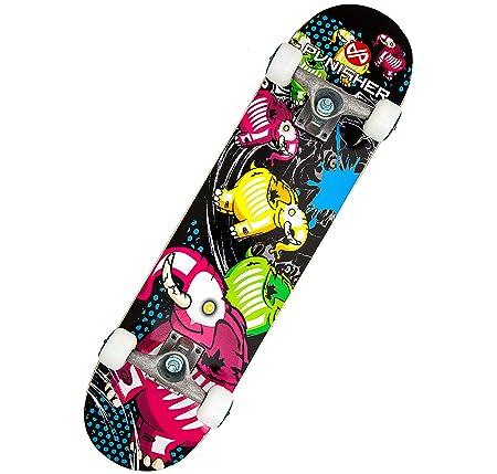 Elephantasm Complete 31-Inch Skateboard All Maple