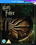 Harry Potter and the Chamber of Secrets (2016 Edition) [Includes Digital Download] [Blu-ray] [Region Free]