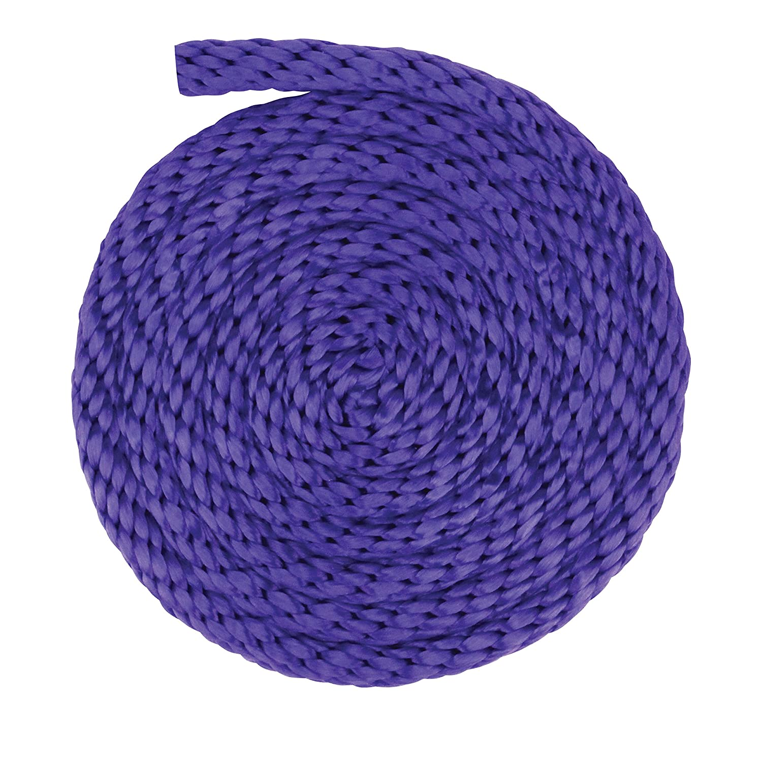 Extreme Max 3008.0058 Blue 1//4 x 100 Solid Braid MFP Utility Rope