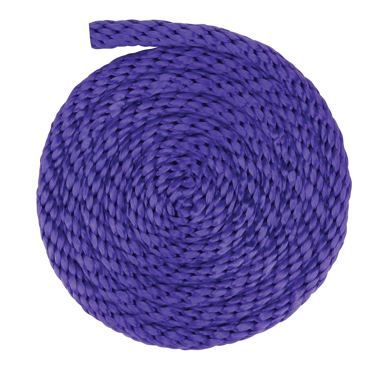 Extreme Max 3008.0262 Purple 5//8 x 25 Solid Braid MFP Utility Rope