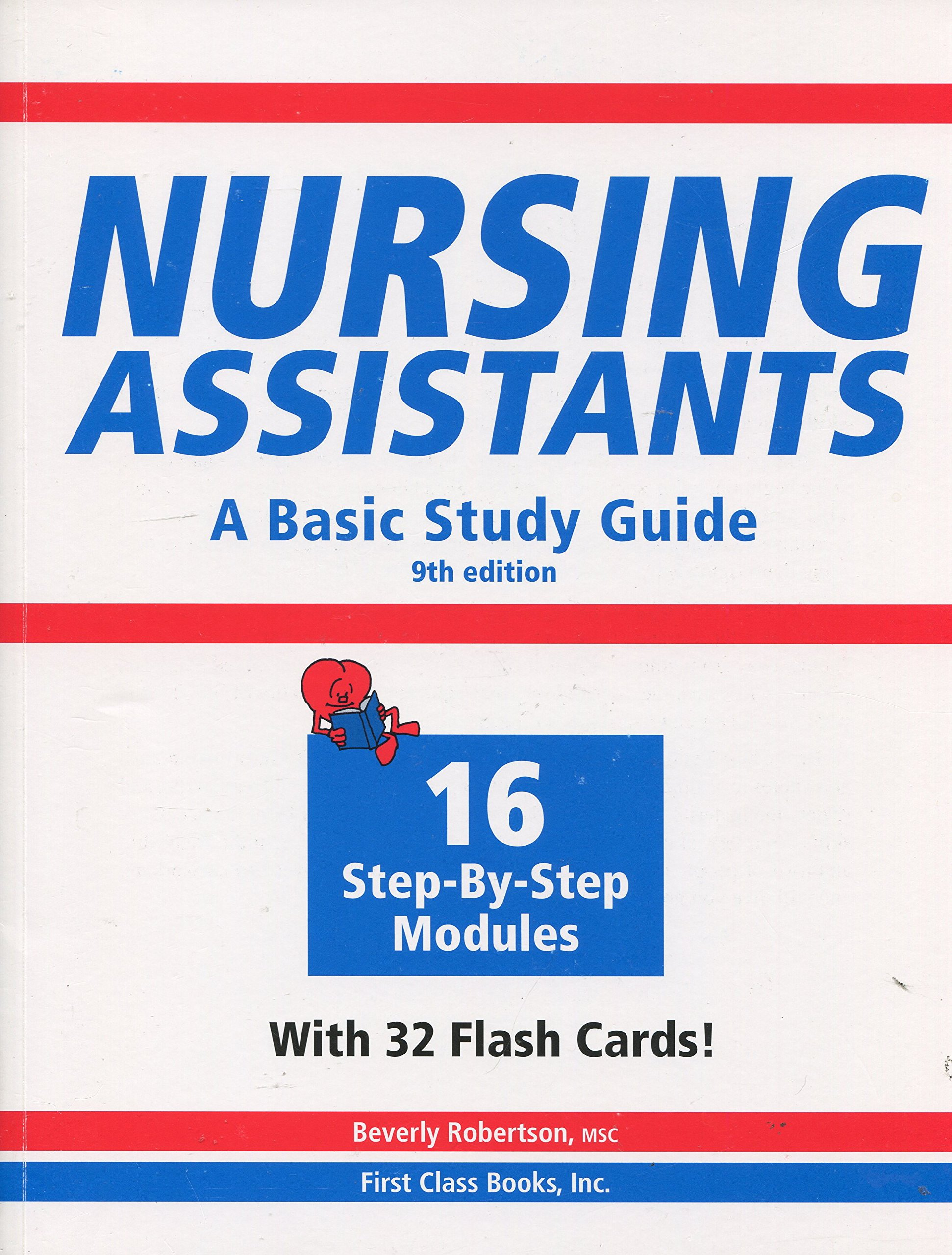 Nursing assistants a basic study guide 9th edition book flash nursing assistants a basic study guide 9th edition book flash cards beverly robertson 9780578006413 amazon books xflitez Image collections