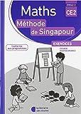 Maths CE2 Méthode de Singapour : Exercices, Fichier photocopiable