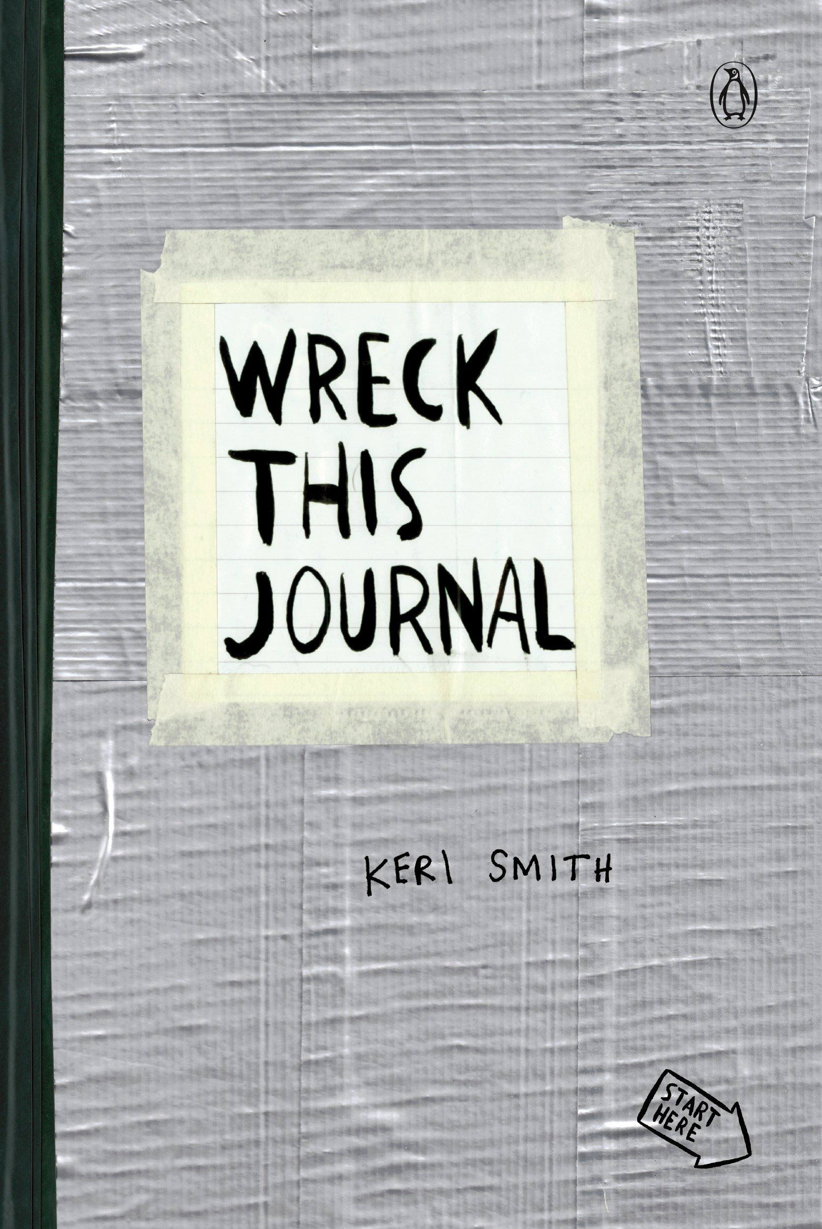 Wreck This Journal (Duct Tape) Exp. Ed.