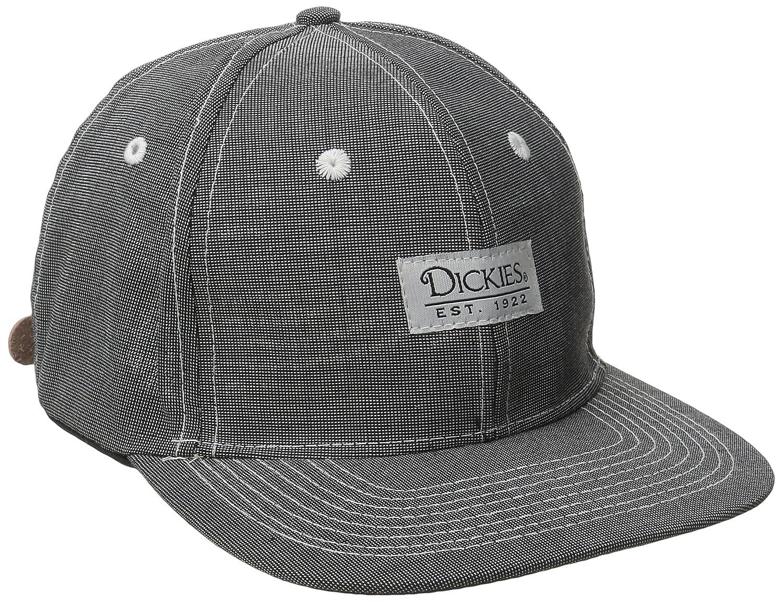 Dickies -Gorra de béisbol Hombre Negro Negro Talla única (US Talla ...