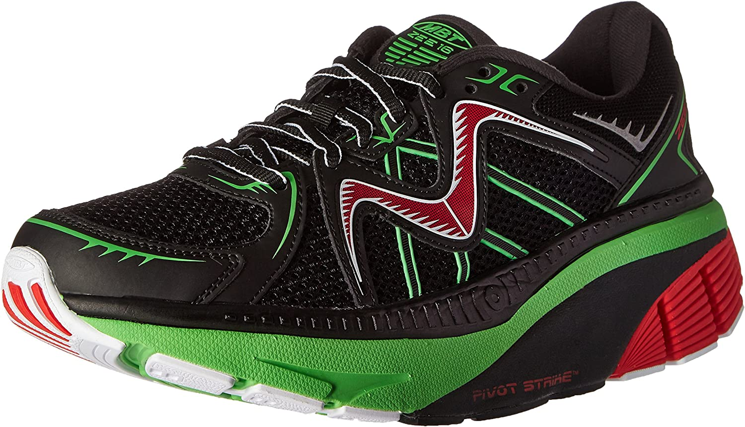 Mbt Men s Zee 16 Running Shoe