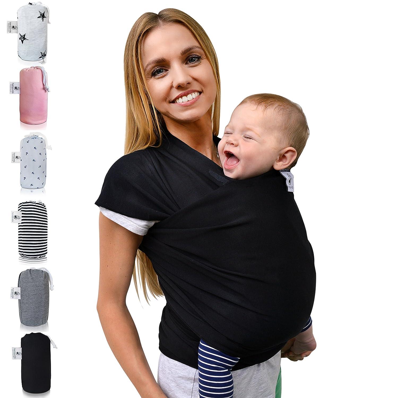 »Fastique Kids« Fular portabebés elastico para llevar al bebé fulares para hombre y mujer - tonga pañuelo portabebe ajustable Fastique Products