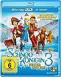 Die Schneekönigin 3 - Feuer und Eis  (inkl. 2D-Version) [3D Blu-ray]