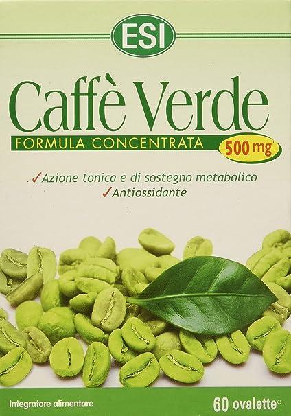 puro caffè verde recenze